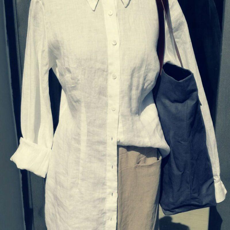 Camicia il lino - Baltico Shop Perugia - 01